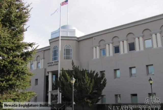 Nevada Legislature building