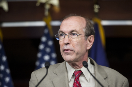 Democrats want to target Garrett for his opposition to LGBT rights. (Photo by Bill Clark, CQ Roll Call)