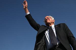 Take Bernie sanders seriously