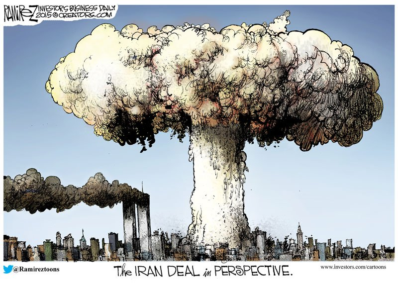 Congress appears unable to block Iran deal... and that is troublesome