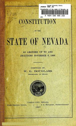 nevada constitutions The constitution of the state of nevada congress that will ensure representation in congress by true citizen lawmakers the president of the united states is.