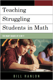 Teaching Struggling students in Math