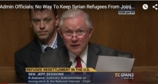 "Sessions warns that a number of migrant Muslims entering U.S. will be ""radicalized"""