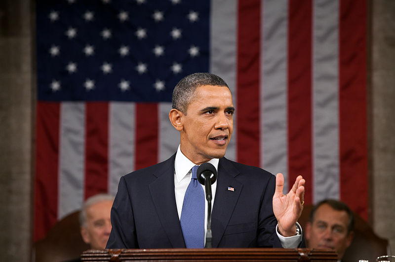 Obama's final SOTU wasn't bad; it was just mediocre.