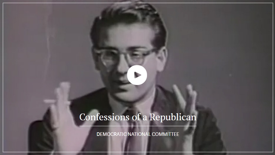 Chuck Muth According To Fortune A 1964 Television Ad Produced For The Re Election Of Then President Lyndon Johnson Is Making Rounds On