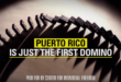 Puerto Rico is first domino effect