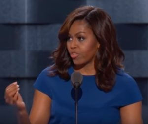 Michelle Obama at DNC 1