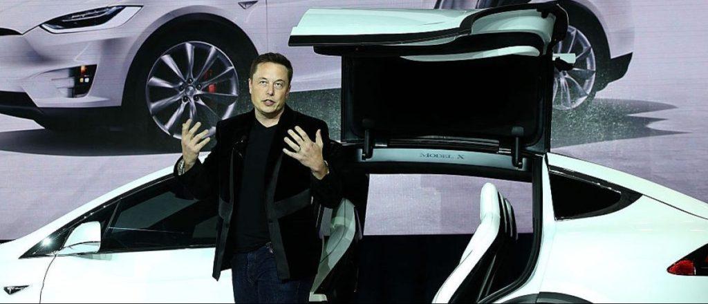 Less Car Crash Tesla