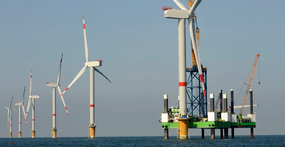Dirty Secret Behind Wind Turbines They Need Lots Of Oil