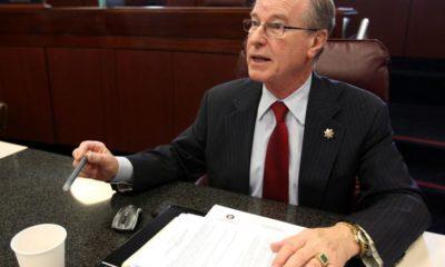Nevada Sen. David Parks