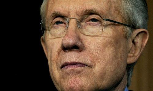Senate Democrats discuss budget, spending cuts in Washington