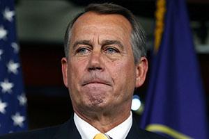Boehner's big week
