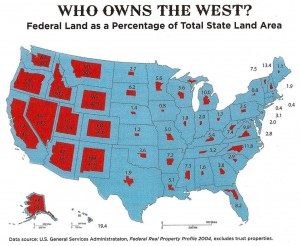 Who owns the west