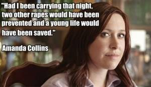 Amanda Collins statement