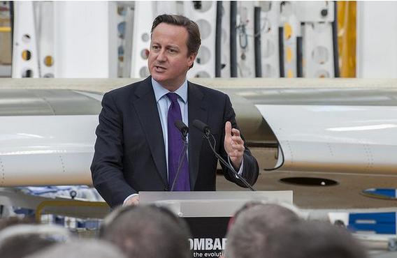 Cameron's Tax Peldge