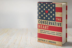 Code of a Happy Warrior - The Conservative Heart