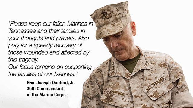 Gen. Dunford message