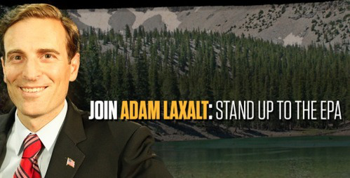 Join Adam Laxalt; Stand up for EPA