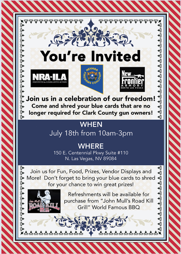 You're invited - Celebration of freedom