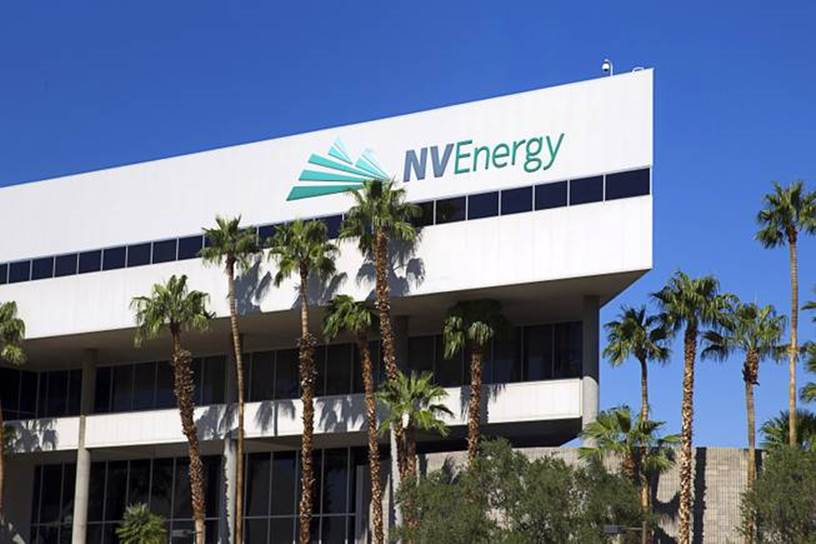 NV Energys planned natural gas power plant