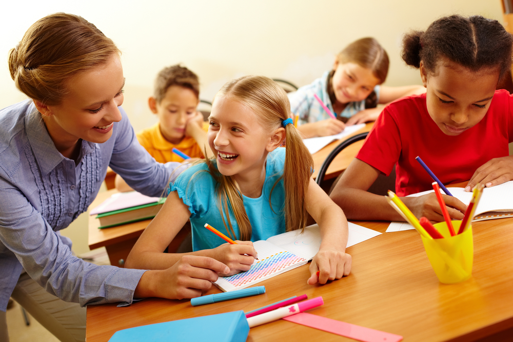 Teachers are a vital factor in a child's learning.