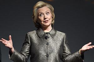 Clinton callous indifference to veterans