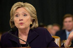 Hillary Benghazi hearing and public trust
