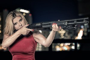 """Fiore to liberals: """"keep your political correctness and I'll keep my gun."""""""