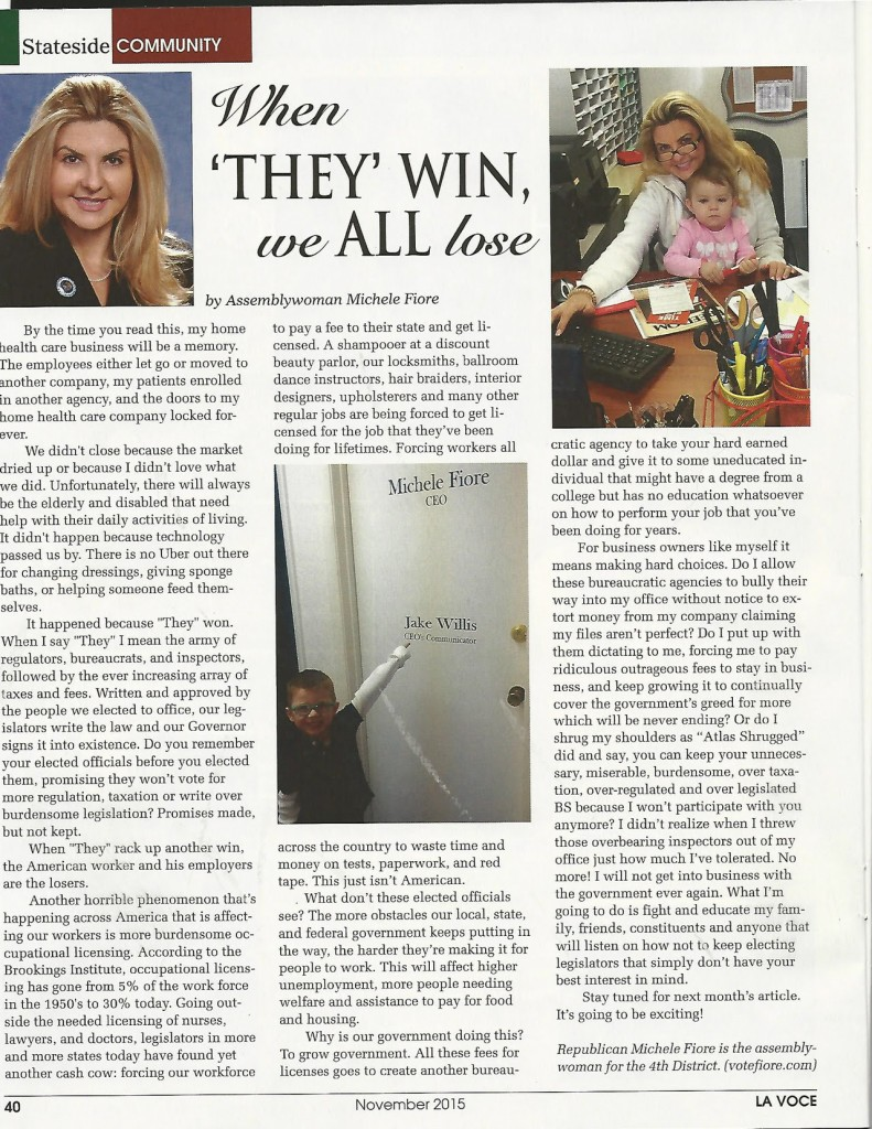 La Voce Magazine