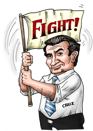 Ted Cruz most excellent day