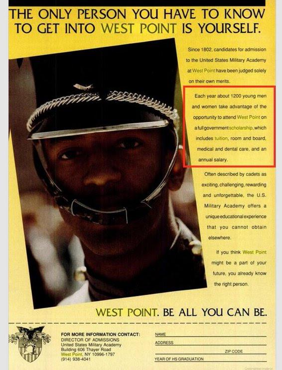 West Point - Ben Carson