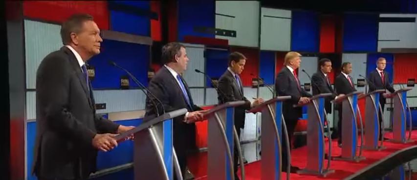 Sixth Presidential Rep Debate