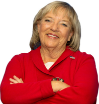 Connie Foust vies for Assemblywoman in Nevada's19th District.