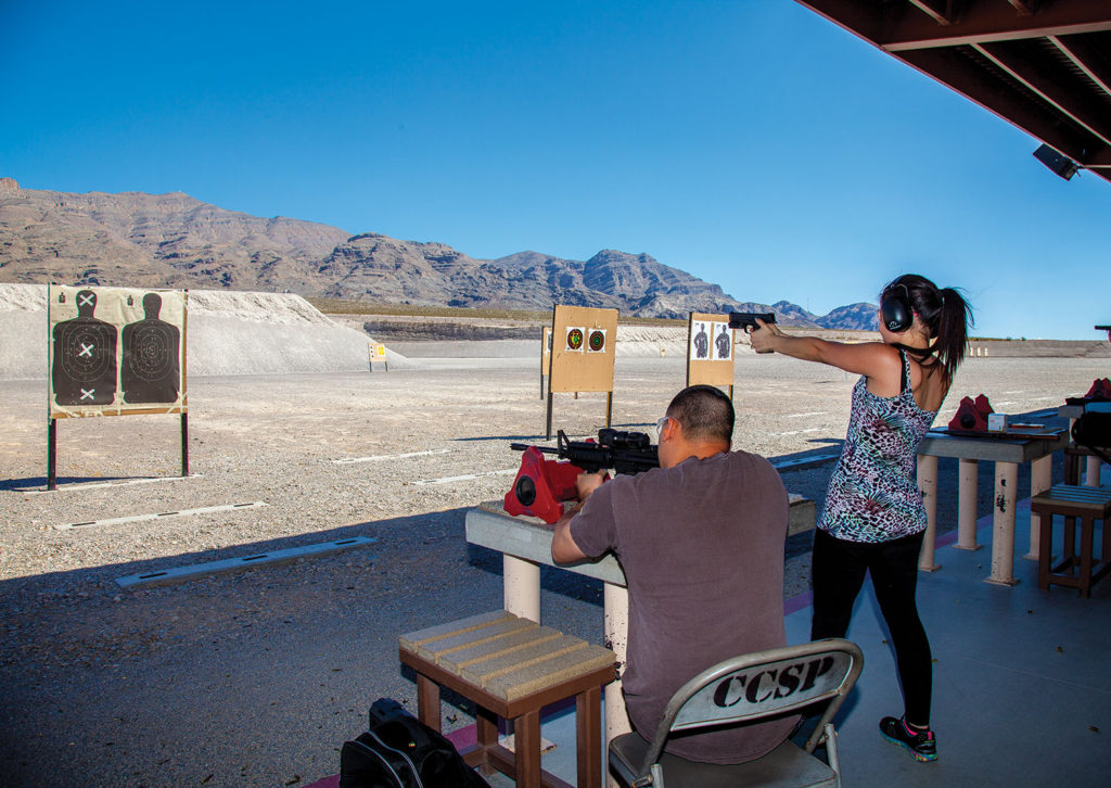 Clark County Shooting Complex (Courtesy: Government of Clark County, Nevada)