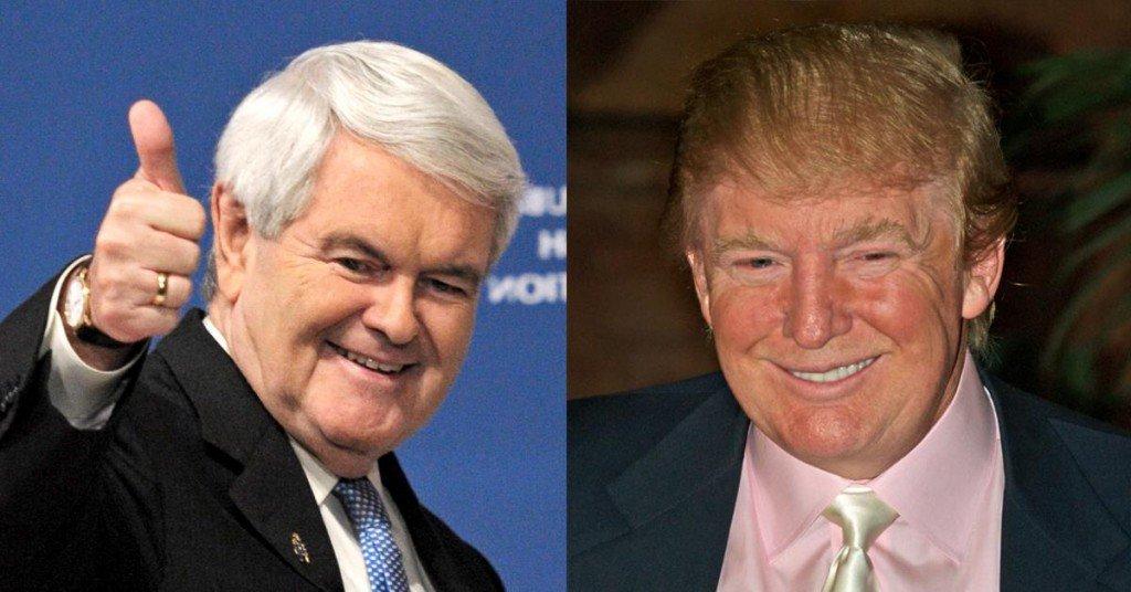 Trump-Gingrich