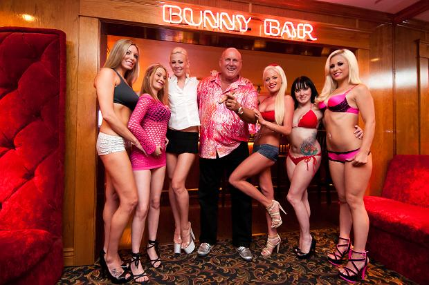 This is a stock photo of the Bunny Bar taken sometime before I visited