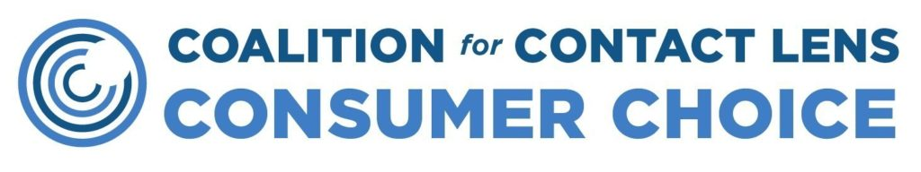 Coalition for Contact Lens Consumer Choice (PRNewsFoto/Coalition for Contact Lens...)