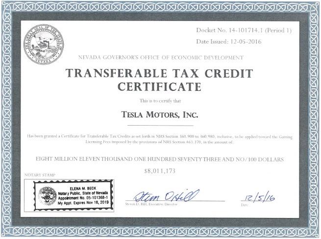 transferable-tax-credit-certificate