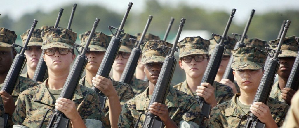Hundreds Of Marines Caught Sharing Nude Photographs Of