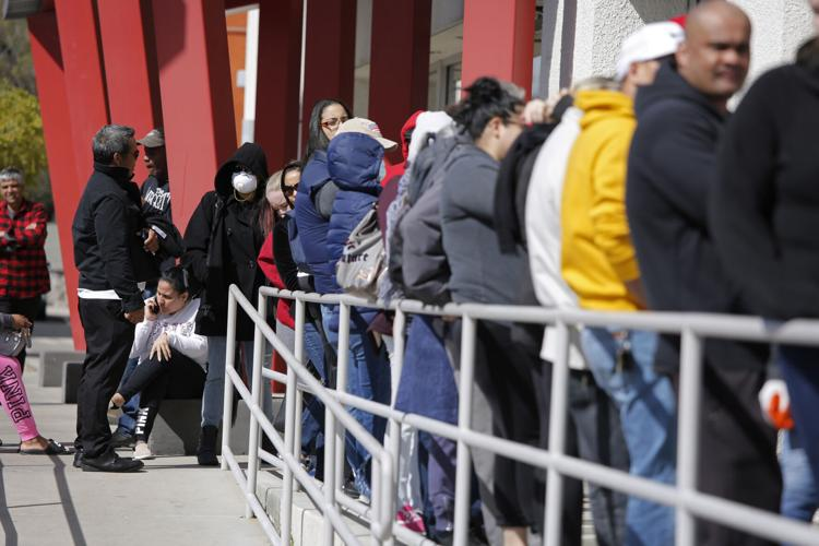 Nevada S Unemployment Claims Decline To Mid March Levels Nevada News And Views
