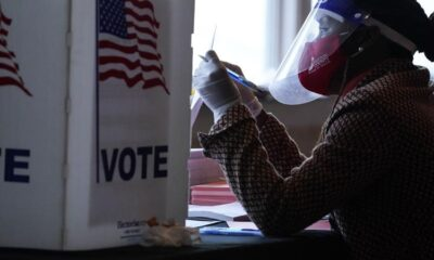 Nearly 100 million Americans voted early