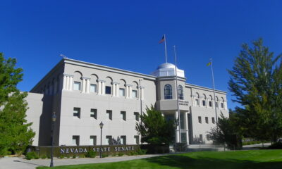Nevada State Senate in Carson City,