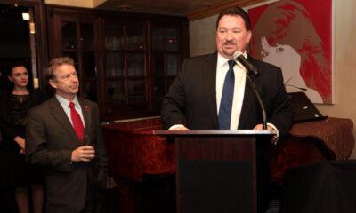 Nevada GOP chair Mike McDonald